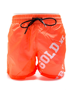 IN GOLD WE TRUST  swimshort logo 470-00354