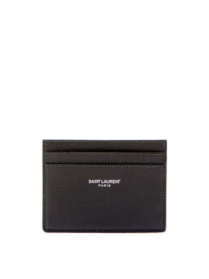 Saint Laurent Paris ysl credit card case green 472-00028