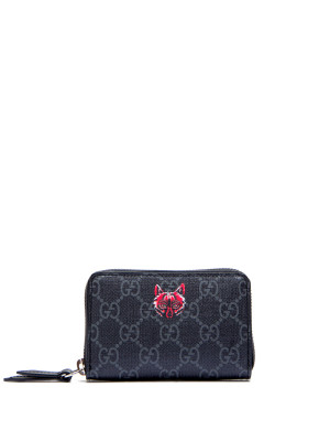 Gucci card case (387) bestiary 472-00082