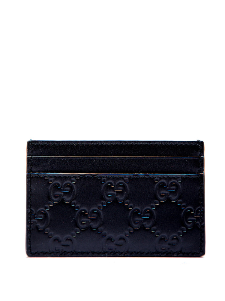 Gucci credit cards case (805) Gucci  CREDIT CARDS CASE (805)zwart - www.credomen.com - Credomen