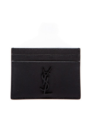 Saint Laurent ysl credit card holder 172 472-00095