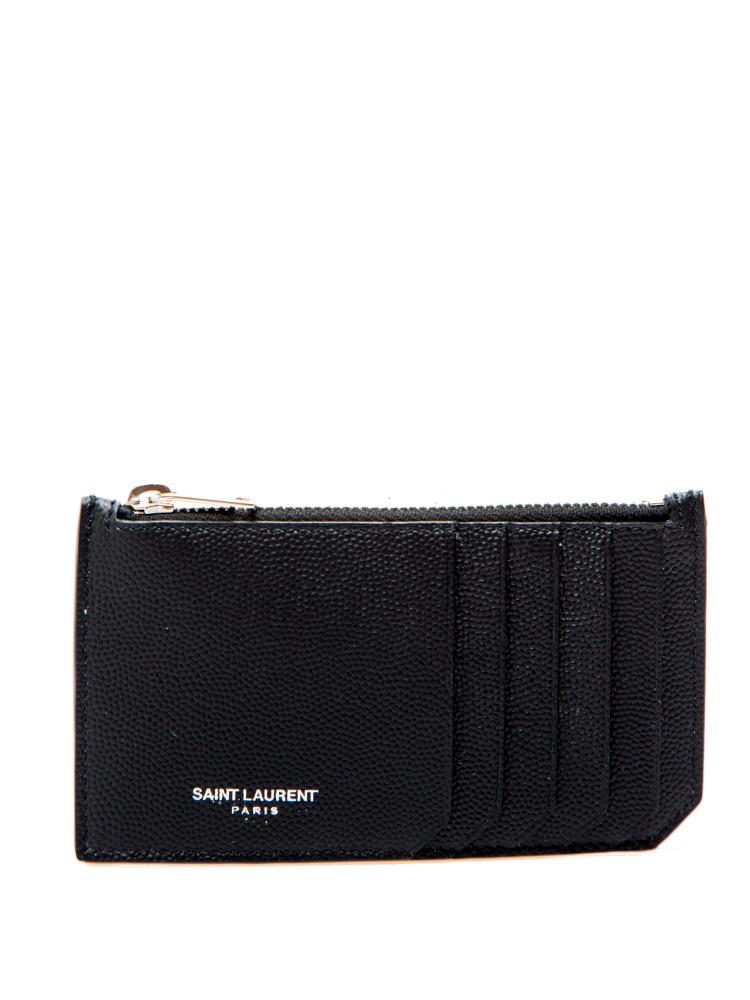 5be37c323a Saint Laurent Saint Laurent ysl credit card holder 132