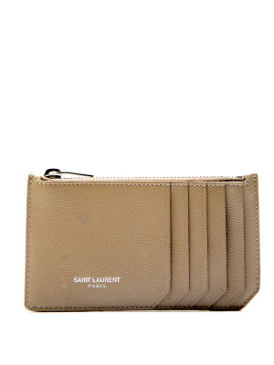 Saint Laurent ysl credit card holder 132 472-00097