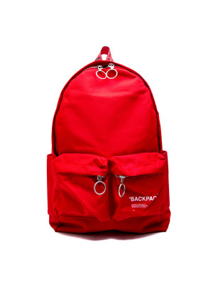 9a949335b6 Off White quote backpack 473-00008