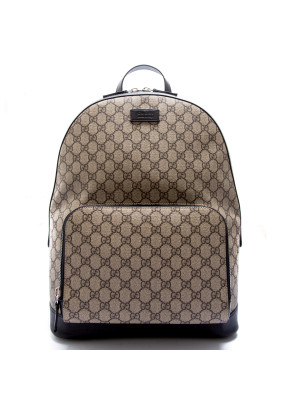 Gucci backpack gucci signature 473-00038